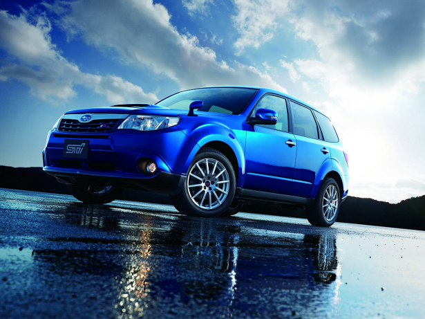 New Subaru Forester Wallpapers