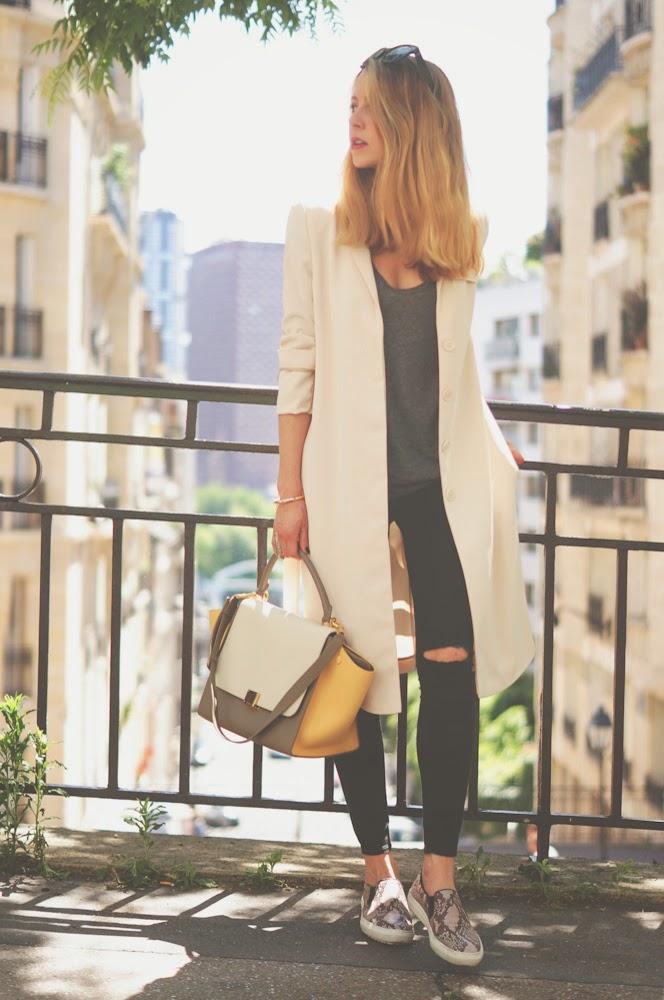 Céline, Céline bag, phoebe philo, streetstyle, parisienne, paris, fashionblog, outfit