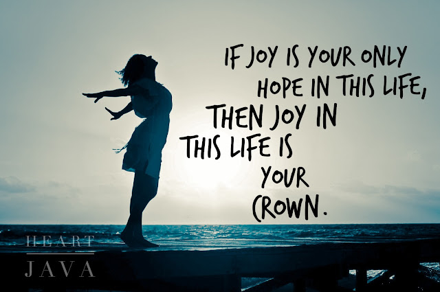 joy is your crown