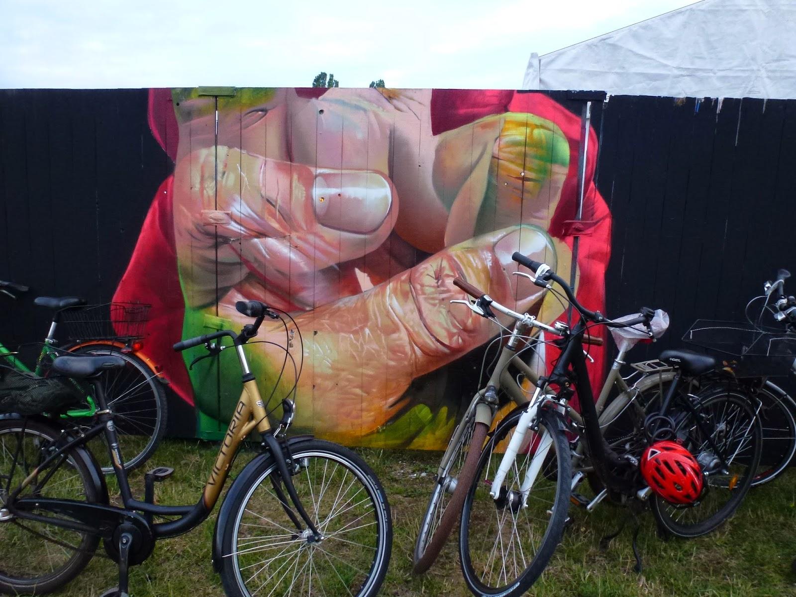 Streetart, Graffiti, Muca, Case