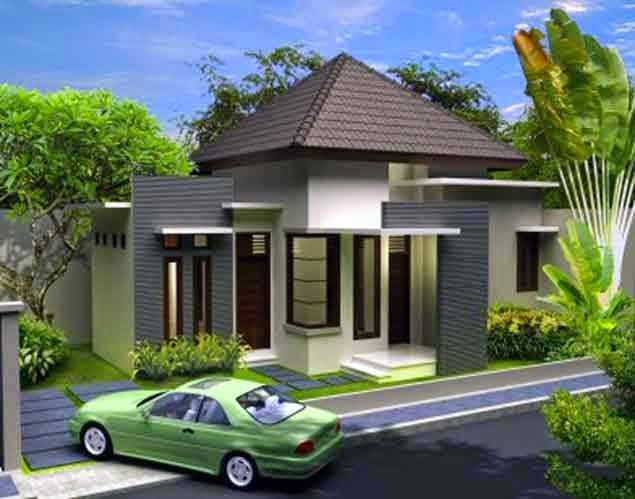 Gambar Rumah Minimalis 1 Lantai