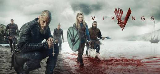 Vikings Film serial TV seru 2 season tamat
