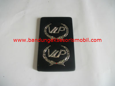 Logo Samping Berlian Isi 2 Pcs Vip