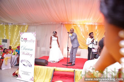 Pictures From Obiwon's Church Wedding & Reception. 23