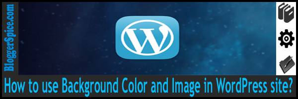 background color
