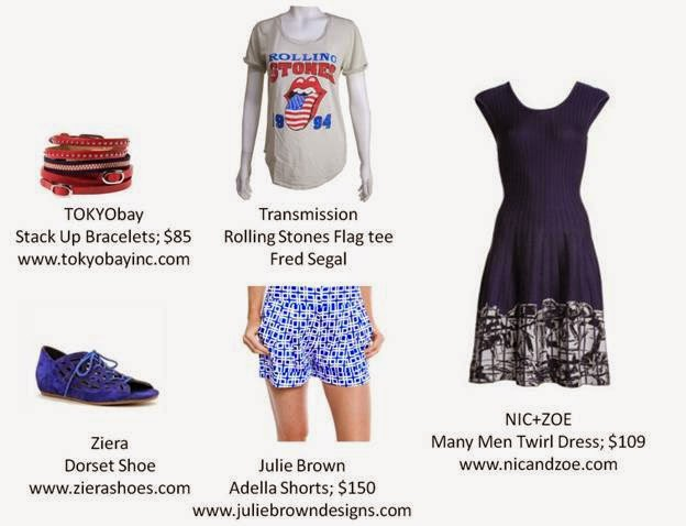 4th of July Fashion 2014