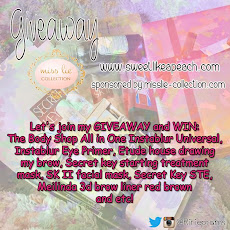 Sweet Therapy Giveaway Feat Miss Lie Collection
