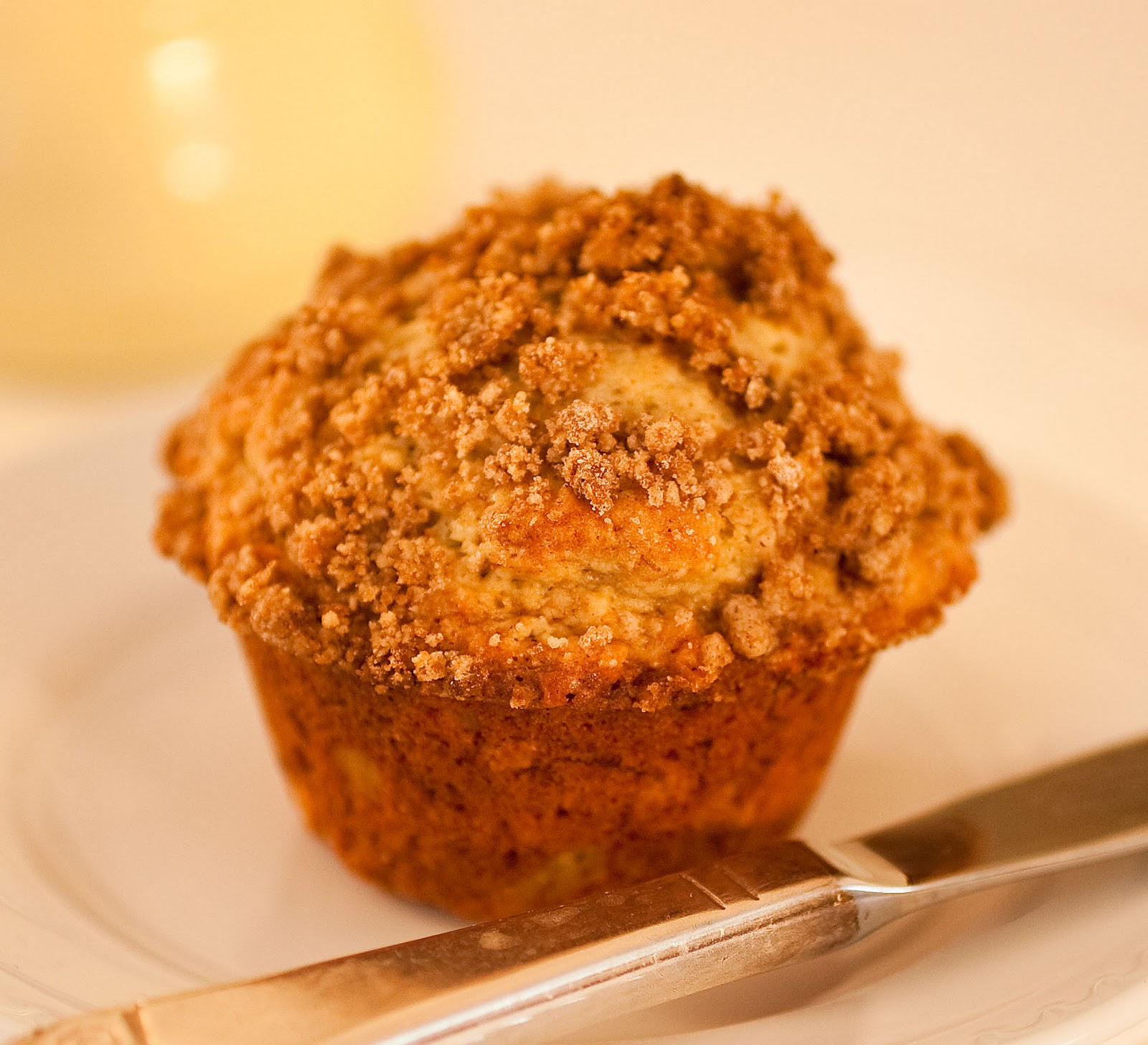 Tish Boyle Sweet Dreams: Roasted Banana Muffins