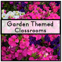 Flower Gardening Suggestions and Ideas Gardening / Plants / Flowers Themed Classroom {Ideas, Photos, Tips ...