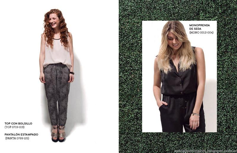 Pantalones de verano 2015 Ver.