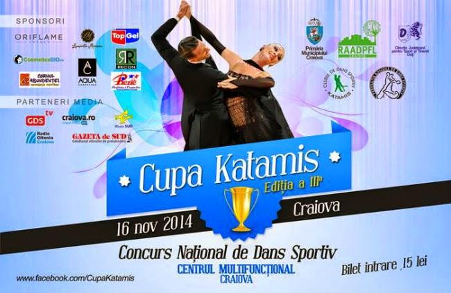 Invitatie la dans - Cupa Katamis 2014