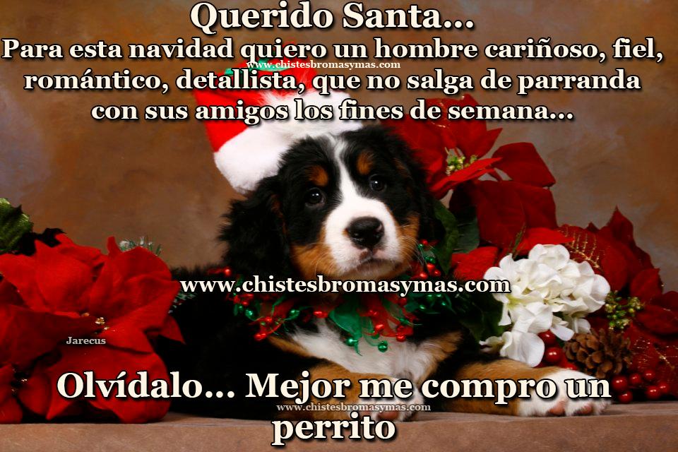 Navidad, Chiste navideño, santa claus