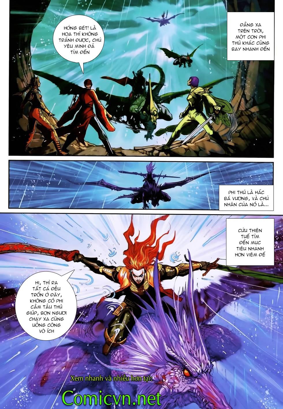 Thần binh huyền kỳ 3 - 3.5 tập 146 - 17