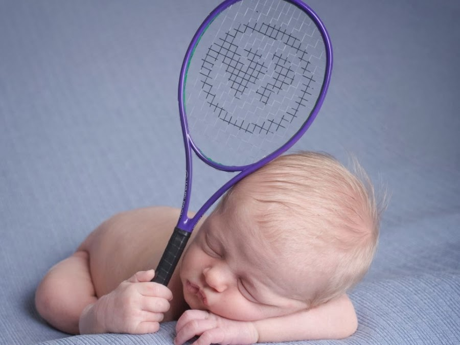Karen Wiltshire, photographer, babies, racket