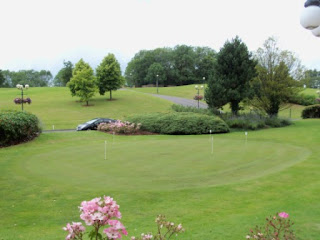 Celtic Manor Putting Green