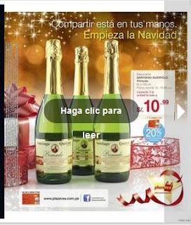 catalogo plaza vea del 20-12-12
