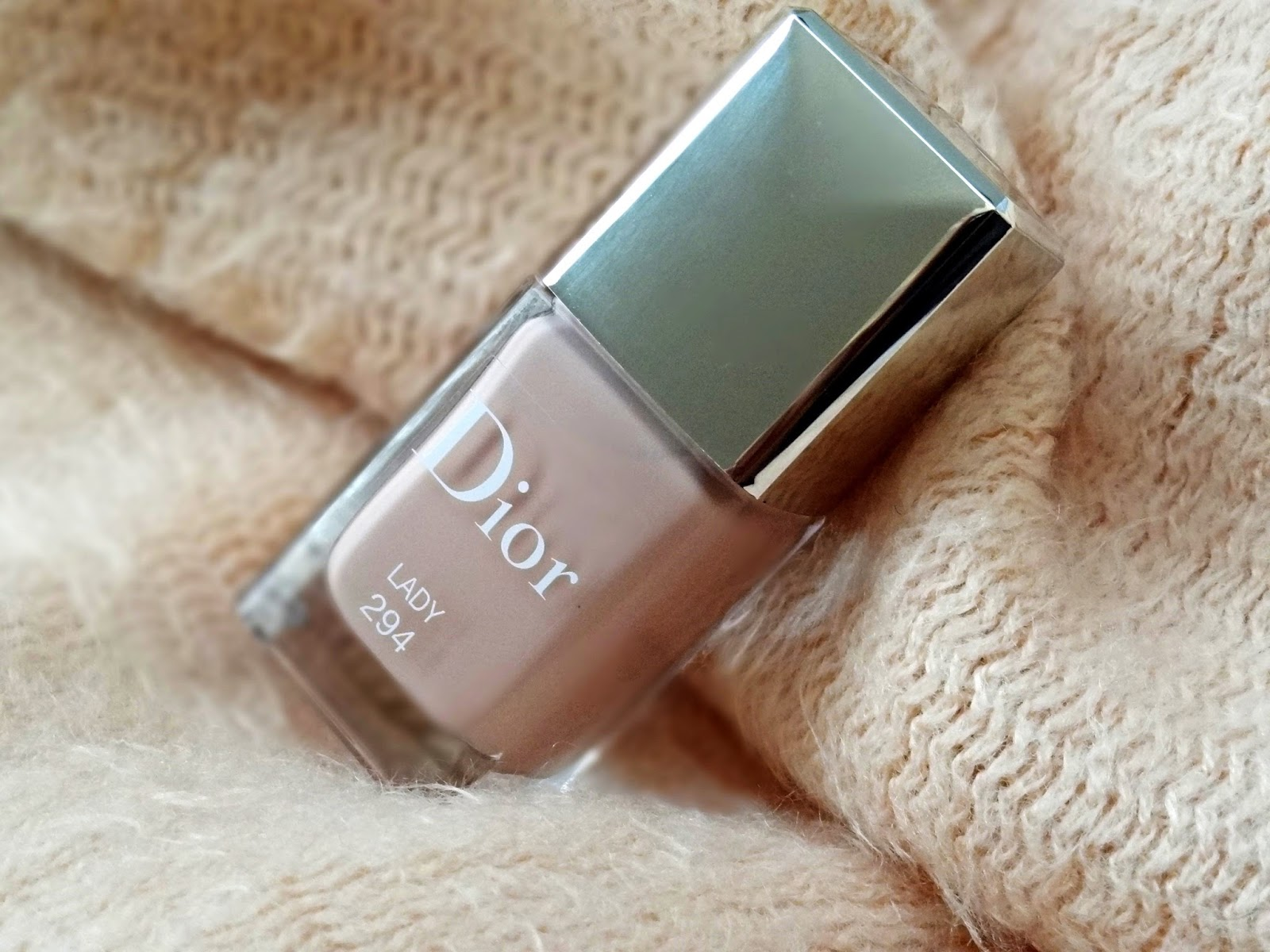 Dior Vernis Lady #294 Dior Kingdom of Colors Spring 2015 Collection