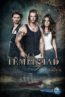 Fotos de William Levy: William Levy en Posters de La Tempestad