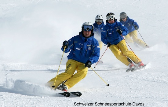 how to become a ski instructor in switzerland