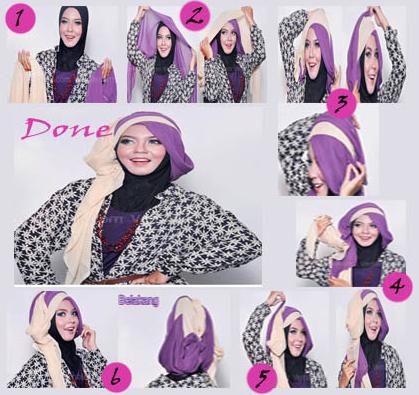 Hijab Untuk Wisuda 2015 Untuk Wisuda Terbaru 2015