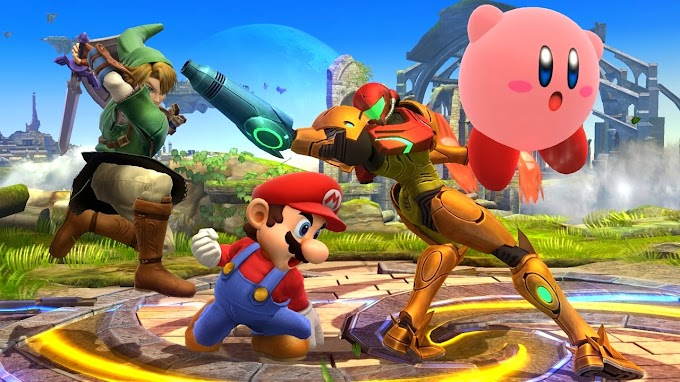 New Super Smash Bros. 3DS trailer