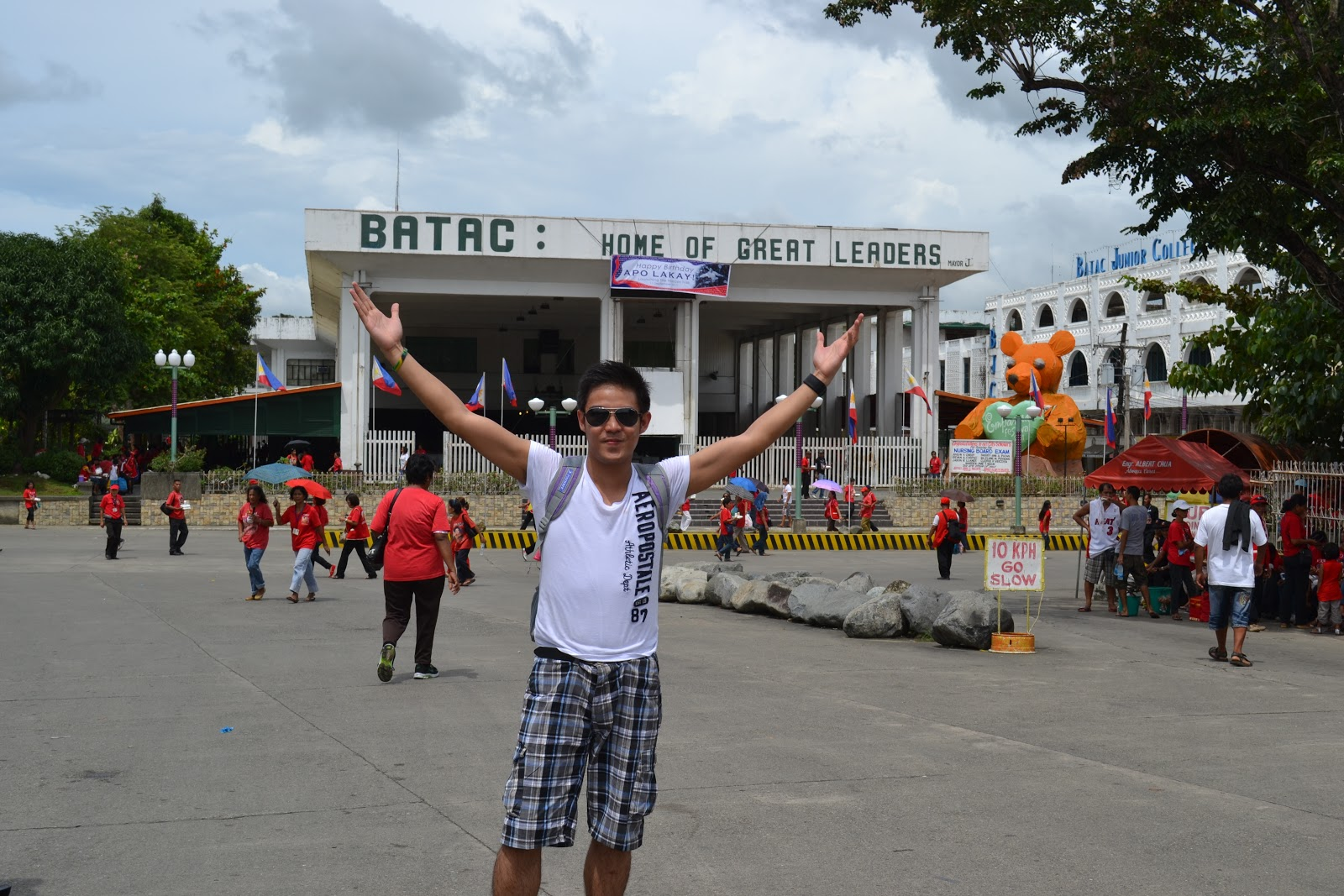 Batac Philippines  city images : ... Adventures : Ilocos Norte Adventure: Laoag City, Batac City, Paoay