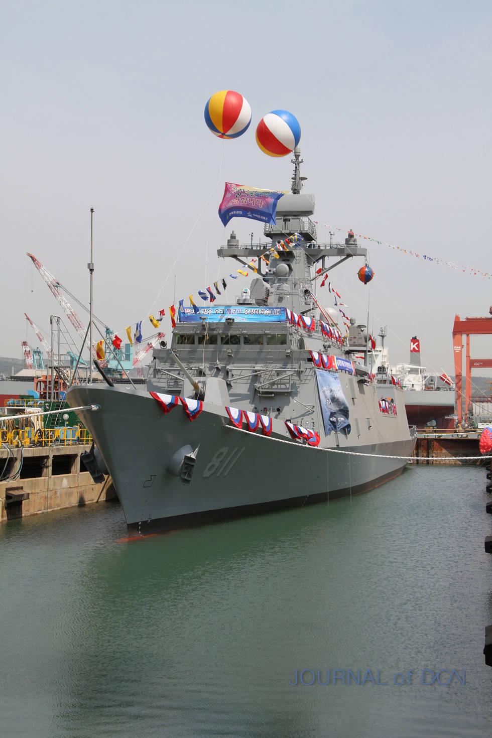 Incheon Class Frigate