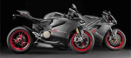 Gambar Motor Sport Ducati Superleggera SIENNA