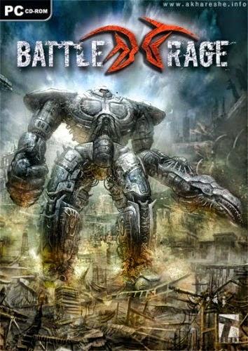 Battle Rage The Robot Wars Game