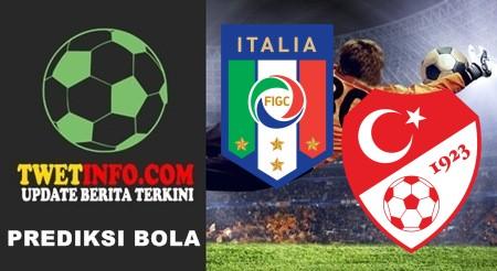 Prediksi Italy U16 vs Turkey U16