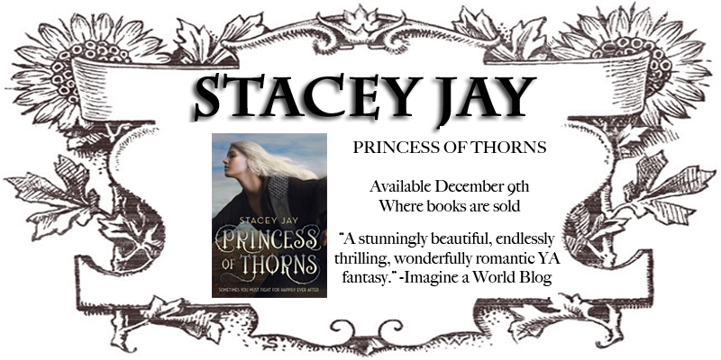 Stacey Jay, author