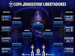 Los cuartos de la Libertadores