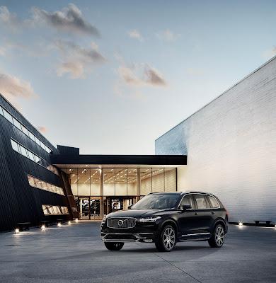 Η Volvo και η εξέλιξη της «μοντέρνας πολυτέλειας»
