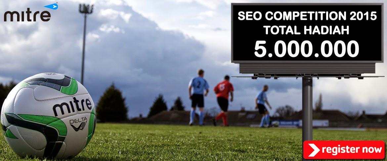 Mitre.co.id Belanja Online Perlengkapan Futsal dan Bola