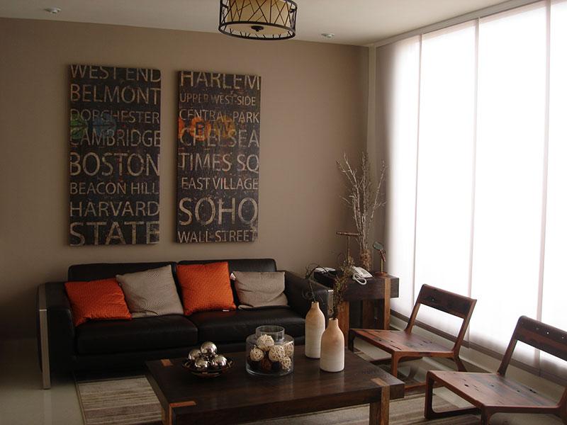 Casas en venta y departamentos casa muestra decorada de for Decoracion de casas contemporaneas