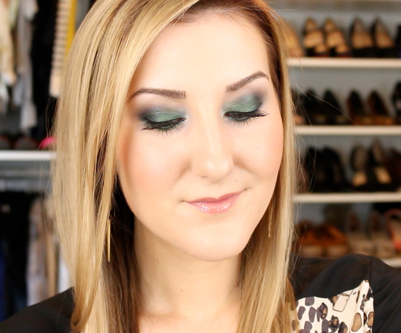 Tiffanyd fall emerald makeup tutorial ootd emerald navy makeup tutorial ootd baditri Choice Image