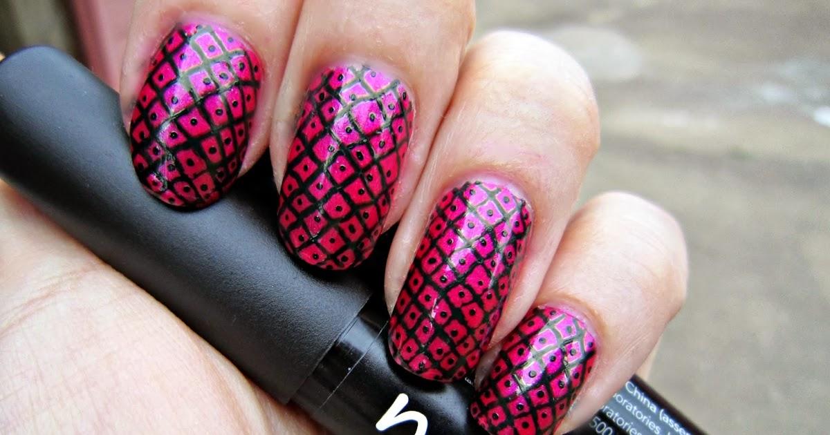 concrete and nail polish sally
