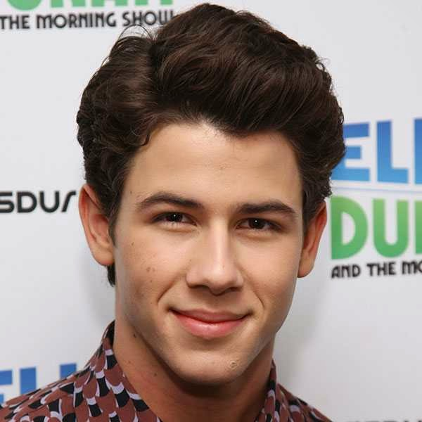Nick Jonas profile