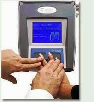 live scan machine
