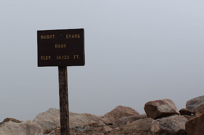 Mount Evans Summit - Denver, Colorado, USA