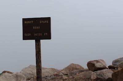 Mount Evans Summit - Denver, Colorado, USA