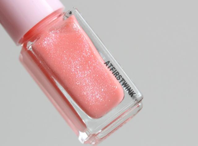 Etude House Juicy Cocktail gradation nails no. 7 - Peach Crush (nail polish 3 bright peach)
