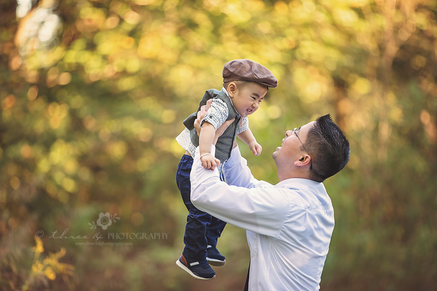 Adorable Daddy and Me photos