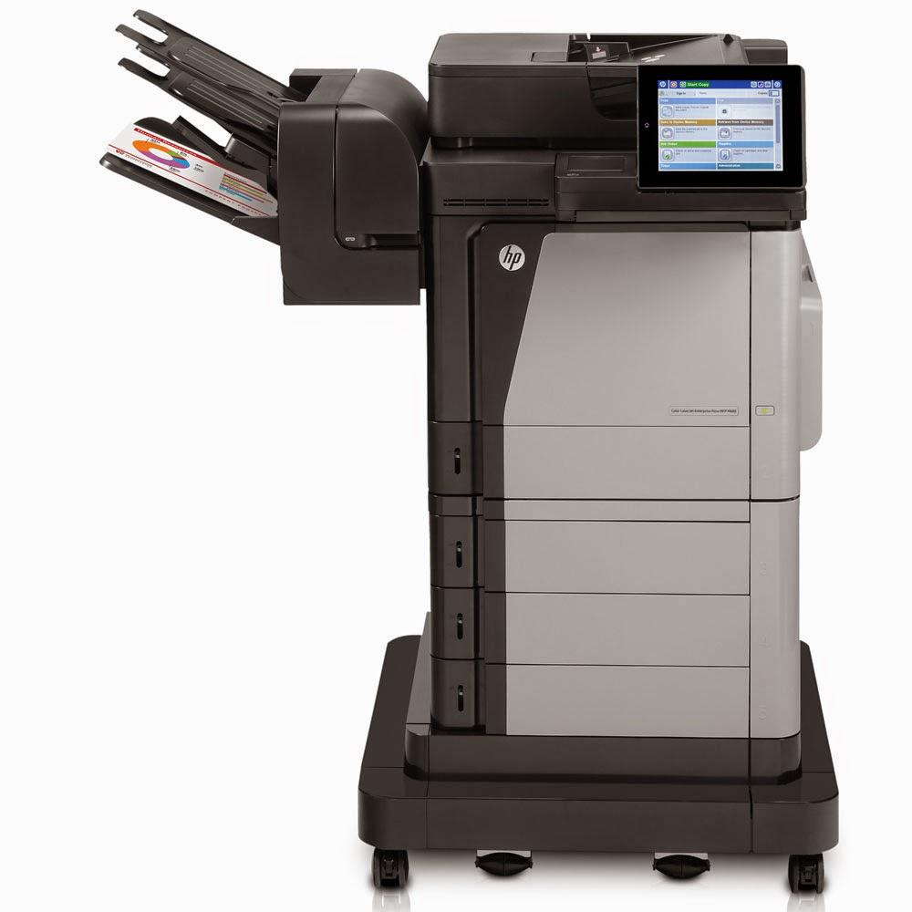 HP LaserJet M680z
