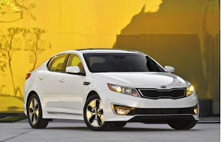 Pictures of 2013 Kia Optima Design