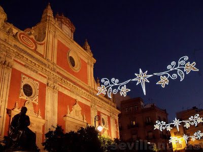 Plaza del Salvador Navidad 2012