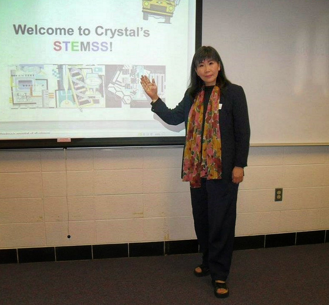 STEM+SS Presentation, May 2012