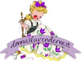 Donna's Lavender Nest