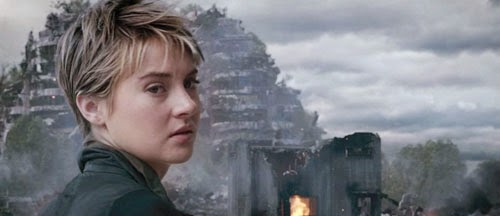 Sneak peek featurette for Insurgent starring Shailene Woodley