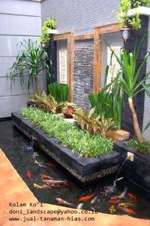 Jasa Pembuatan Kolam Minimalis | Air Terjun | Relif Dinding